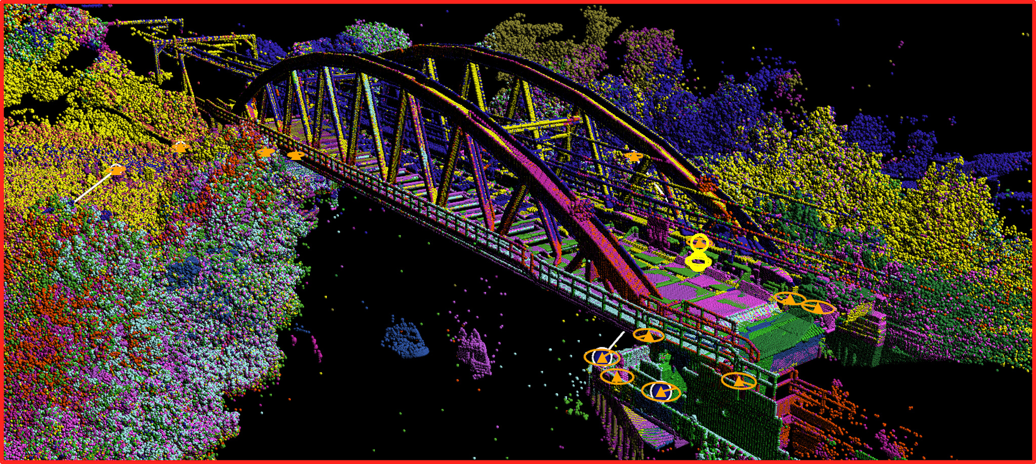 Newark Railway Bridge